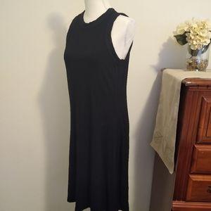 Size XL Karen Kane soft black sleeveless dress